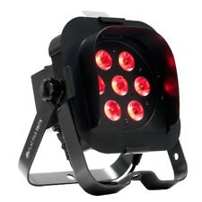 ADJ FLAT-PAR-TRI7XS Low Profile DMX LED PAR - 7x3W RGB & 40 Degree Beam USED
