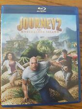Journey 2: The Mysterious Island DVD and Blu ray