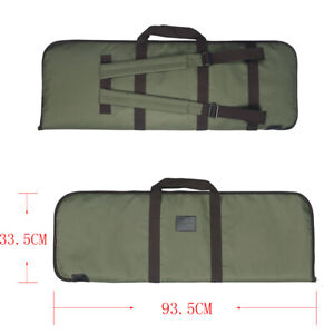Tourbon Hunting Gun Backpack Takedown Shotgun Storage Barrel Carry Case 600D Bag
