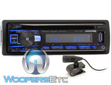 ALPINE CDE-175BT CD USB MP3 WMA AUX IPHONE EQUALIZER EQ BLUETOOTH CAR RADIO NEW