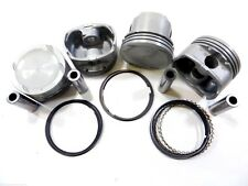 Premium Pistons/Rings(Std) for 1.6L 04-08 Chevrolet Aveo, 99-02 Daewoo Lanos A16