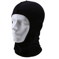 Black Anti-Wind/Dust Protector Motorcycle MX Off Road Sport Face Mask Neck Cover
