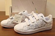Adidas Adicolor STAN SMITH II 2 CF W 4 Disney Goofy White Sz 10.5