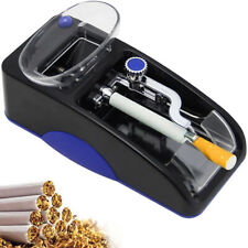 Automatic Cigarette Rolling Machine Electric Tobacco Injector Maker Roller USA