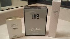 Gucci Envy Me, Chanel Coco Mademoiselle and Angel by Thierry Mugler Perfume Lot