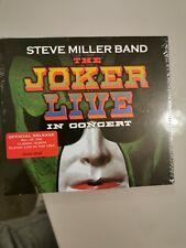 The Steve Miller Band-The Joker Live in Concert CD NEW