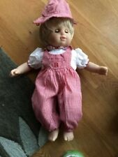 American Girl Doll Bitty Baby Checked Outfit New Doll Not included