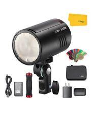 Godox AD100 Pro AD100Pro TTL Flash Tascabile, 100W 2.4G Wireless HSS 1/8000s etc