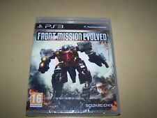 Front Mission Evolved PS3 ** New & Sealed**