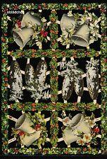 # GLANZBILDER # EF 7420 Weihnachten, mit GLIMMER, NEUER Bogen von 2016