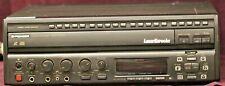Pioneer CLD-V720 Laser Karaoke/ CD/ CDV/ LD Player w/ 19 Misc. Laser DISC
