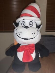 Cat in the Hat Dood Plushie Dr. Seuss Aurora Licensed Stuffed Plush 11""