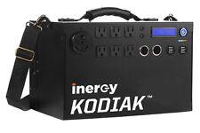 Inergy Kodiak 1100 Watt (1.1kWh) Power Bank - Solar Generator - Lithium Ion