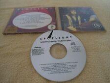 CD MANFRED MANN'S EARTH BAND 1971-1991 Spotlight COMME CD 13 Made in England RAR