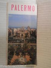 PALERMO Guida fotografica di Palermo Rotolito 1970 viaggi manuale corso foto di
