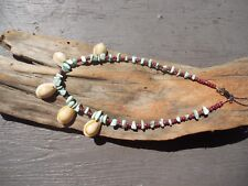 Cowrie Necklace Handmade African Style