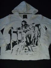#4001 DEATH BY ZERO Hoodie Size Small