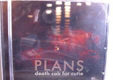 Plans- Death Cab for Cutie- ATLANTIC 2005 NEU