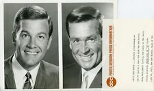 WINK MARTINDALE BOB BARKER DREAM GIRL '67 THE FAMILY GAME 1967 ABC TV PHOTO
