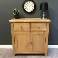 Liberty Oak Sideboard / Mini / Storage Cupboard / Solid Wood / Dresser / NEW
