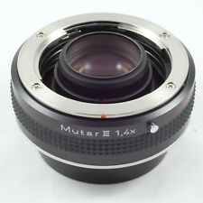 CONTAX Carl Zeiss Mutar III 1.4x YASHICA ML Mount 3