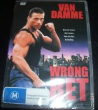 Wrong Bet (Jean-Claude Van Damme) (Australia All Region) DVD - NEW