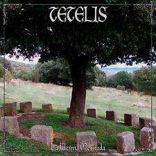 """Tetelis """"La Última Mesnada"""" Pagan-Black-Metal (NEU / NEW)"""