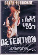 Detention Dvd Sigillato Dolph Lundgren