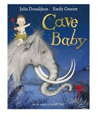 Cave Baby Good Book Julia Donaldson ISBN 9781509801237