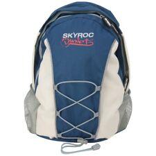 Skyroc Junior Kinderrucksack Schulrucksack Rucksack dunkelblau/sand/rot