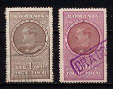 (NNDA 452) ROMANIA revenue USED