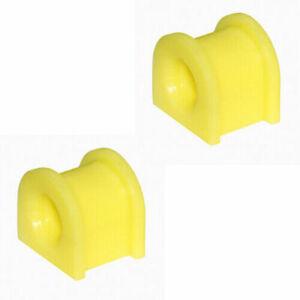 2 PU Rear Sway Bar Bushings 3-01-3733 compatible/w MITSUBISHI OUTLANDER GG2W