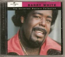 BARRY WHITE Universal Masters Collection REMASTERED CD