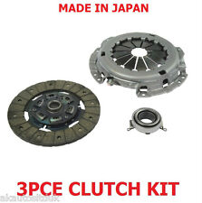 FITS TOYOTA COROLLA 1.3 1.4 1.6 1.6 GTi 1987-2000 3PCS CLUTCH KIT Made in japan