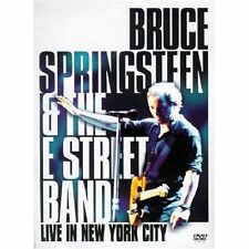 BRUCE SPRINGSTEEN Live In New York City 2DVD BRAND NEW PAL