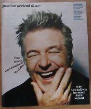 Alec Baldwin - Guardian Weekend Magazine – 16 November 2013