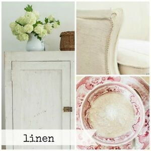 Miss Mustard Seed's Milk Paint - Linen off-white Sample Size furniture painting