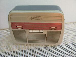 "TEFIFON ""Holiday Super II "",Radio und Abspielgerät für Tefikassette , !960-62"