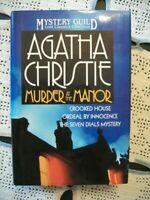 Agatha Christie Murder at the Manor