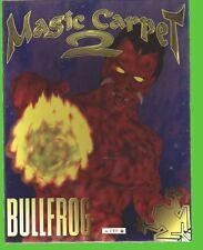 MAGIC CARPET 2 pc cd rom bullfrog crysis CARTONATO big box ita ORIGINALE