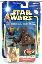 Star Wars Empire Strikes Back Chewbacca Cloud City Capture w/Electronic C-3PO