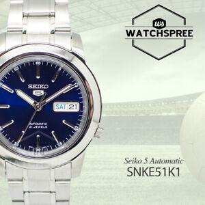 Seiko 5 Automatic Watch SNKE51K1 AU FAST & FREE