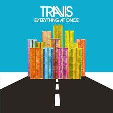 TRAVIS-EVERYTHING AT ONCE-JAPAN CD F30