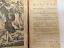 History of the Bucaniers of America:  Being an Entertaining Narrative...  1758