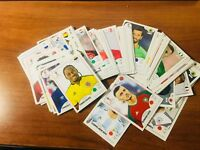 PANINI FIFA WORLD CUP RUSSIA 2018 STICKERS - FREE SHIPPING PACK 2