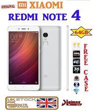 """64GB blanc nouveau 5.5"""" XIAOMI REDMI NOTE 4 premier HELIO X20 decacore dualsim ANDROID"""