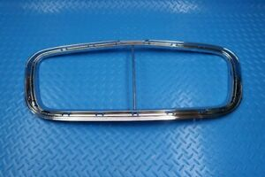Bentley Continental Gtc Gt Flying Spur front grille surround trim #9261