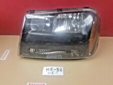 2006-2009 Chevrolet Trailblazer Left Drivers Side Headlight 10390865 OEM