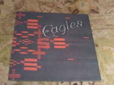 1976 Eagles concert program Walsh,Frey,Henley,Meisner ,Felder