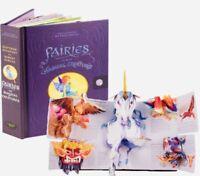 Encyclopedia Mythologica Pop Up Book Fairies Double Signed Sabuda Reinhart 1st